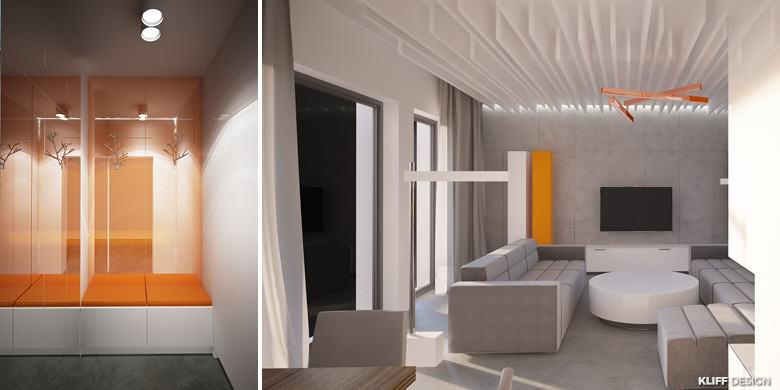 KLIFF DESIGN_Apartament FLOW