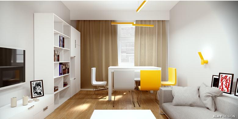KLIFF DESIGN_Apartament VELOURS_aranżacja wnętrz_2