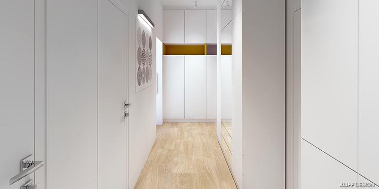 KLIFF DESIGN_Apartament VELOURS_aranżacja wnętrz_3
