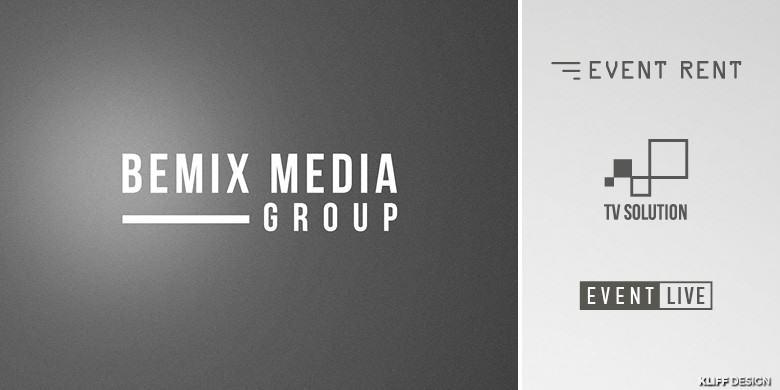 03 KLIFF DESIGN_BEMIX MEDIA GROUP_identyfikacja wizualna marki_